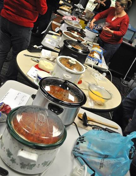 Blue Mountain Chili Cook off