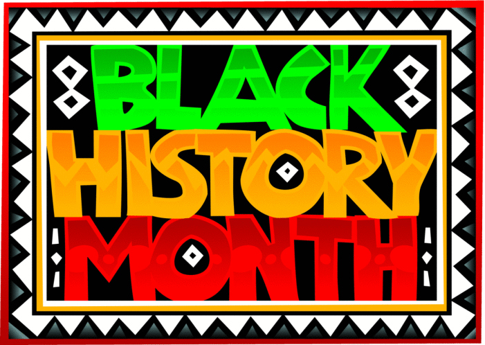 Black History Month Colorful Image