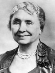 helen kellers journey for life Helen keller was the very first (read historical) deaf and blind person to attain a bachelor of arts degree and make her own mark as a writer and orator.