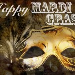 eCard of the Week – Happy Mardi Gras postcard!