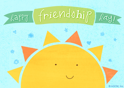 Dont Forget Friendship Day This Weekend!