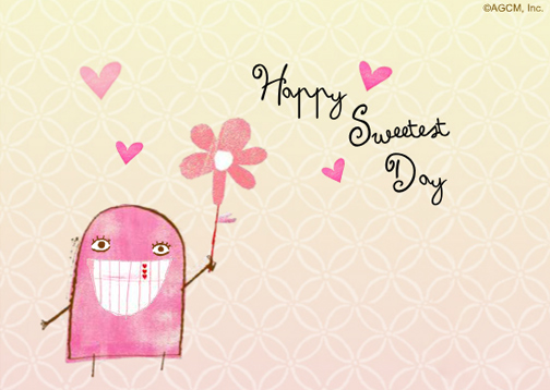 Saturday, October 20, is the Sweetest Day of the Year!