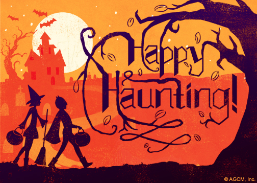 Happy Halloween Boo Mountain Friends!