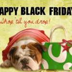 Only two days until Black Friday!