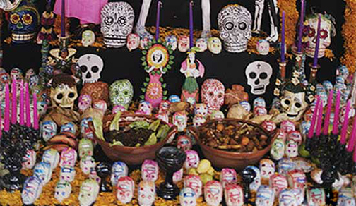 Day of the Dead—In Celebration of the Ones We Have Loved