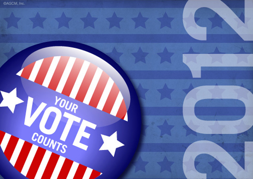 Its Election Day 2012!