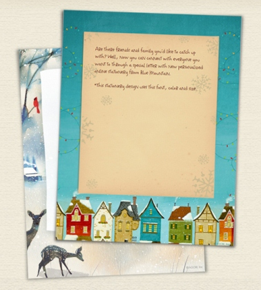 Tips for Writing A Christmas Letter...