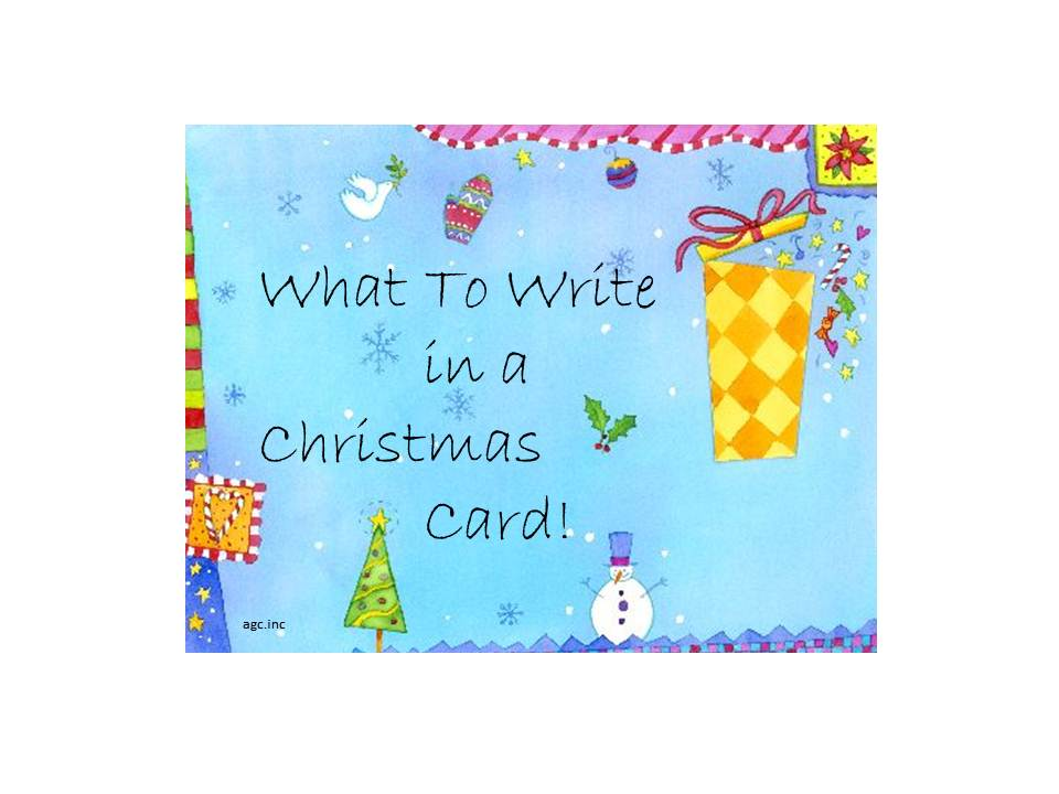 What to write in christmas cards archives blue mountain blog today is christmas card dayso here are some ideas of what to write in your christmas cards m4hsunfo