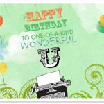 FEATURED BIRTHDAY eCARD!