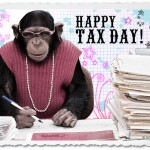 APRIL 15: TAX DAY!