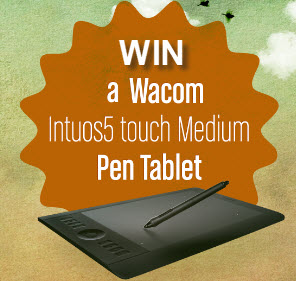 Wacom Pen Tablet prize