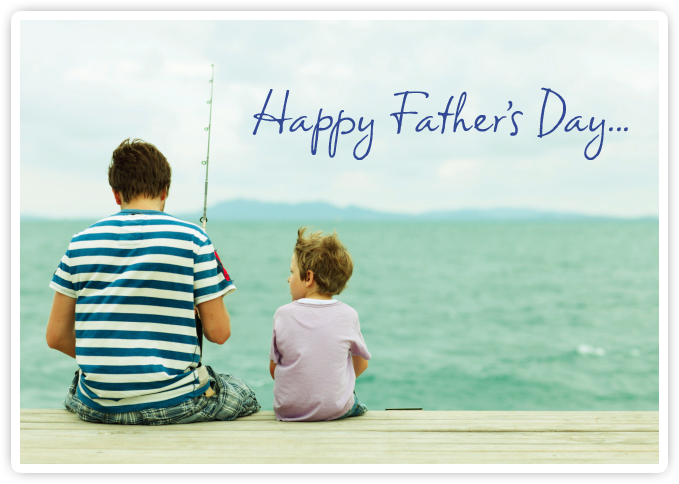 WHAT TO WRITE... for Fathers Day