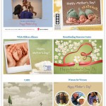 MOTHER'S DAY ECARDS FOR CHARITY