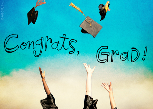 GREAT IDEAS FOR GRADUATION GIFTS!