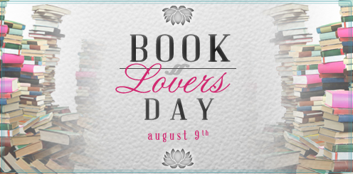 Its Book Lovers Day!