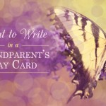 What to Write in a Grandparents Day eCard