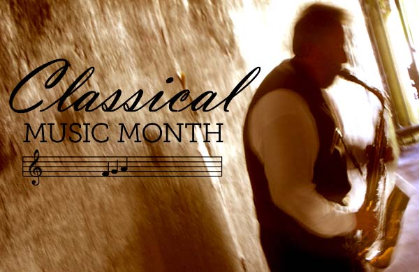 September is Classical Music Month!