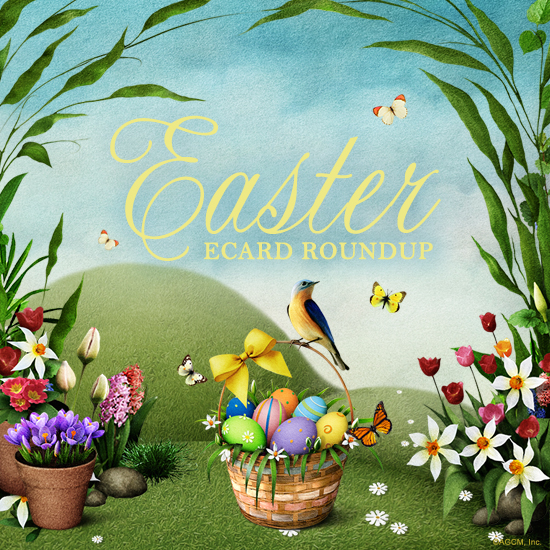 Our New Easter eCards (And the Artists Who Designed Them)