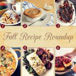 Fall Recipes with Printable Recipe Cards