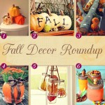 Fall Decor Roundup