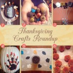 Thanksgiving Craft Roundup