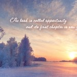 January 2015 Desktop Wallpaper & Letter From the Editor
