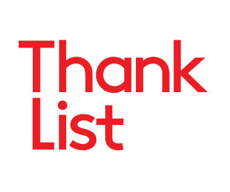 Thumb image with American Greetings Thank List Logo