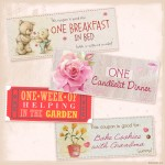 Printable Mothers Day Coupon Books