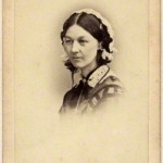 NPG x46634; Florence Nightingale by William Edward Kilburn