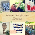 Summer Craft Roundup: Planning a Crafternoon