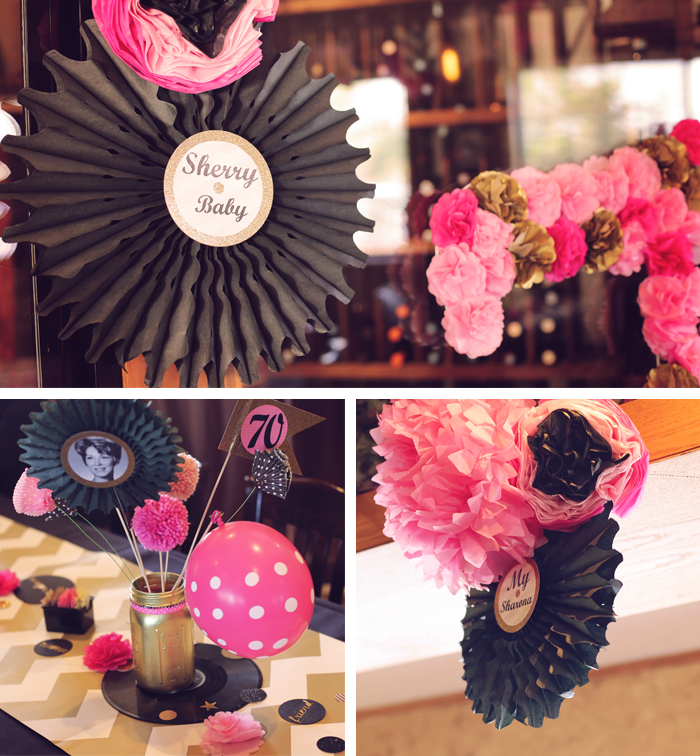 70th Birthday Party Ideas Archives