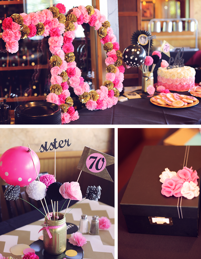 70th birthday party ideas Archives Blue Mountain Blog