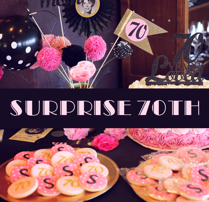 Surprise Birthday Party Ideas Archives