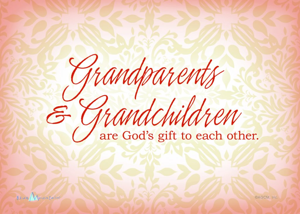 trips for grandchildren and grandparents relationship