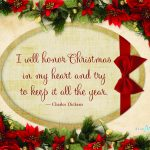 Christmas Printable & Frameable Quote