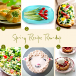 Spring Recipe Roundup Plus Printable Recipe Card