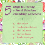 Luncheon Tips & Ideas