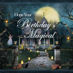 Halloween Birthday Wishes