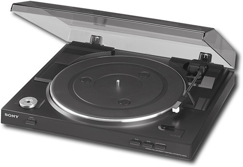 Birthday Gift Guide - USB Stereo Turntable