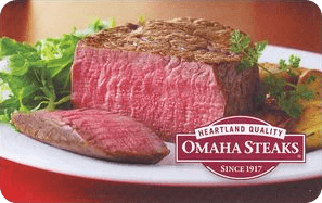 Birthday Gift Ideas - Omaha Steaks