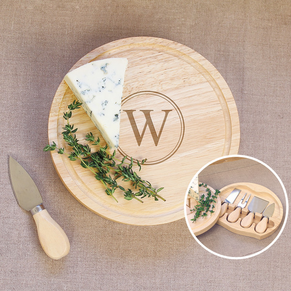 Gift Guide - Cheese Board